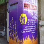 Toilet Portable Batubeling