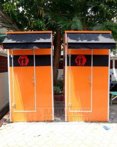 Toilet Portable Deluxe Plus Di Makam Bung Tomo Surabaya