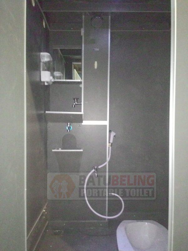 40 Unit Toilet Portable Type Standart Dikirim Ke Ternate – Maluku Utara