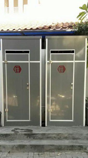 Pemesanan Toilet Portable Surabaya