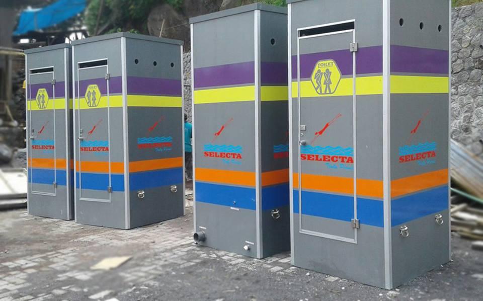 Portable Toilet Type Standart