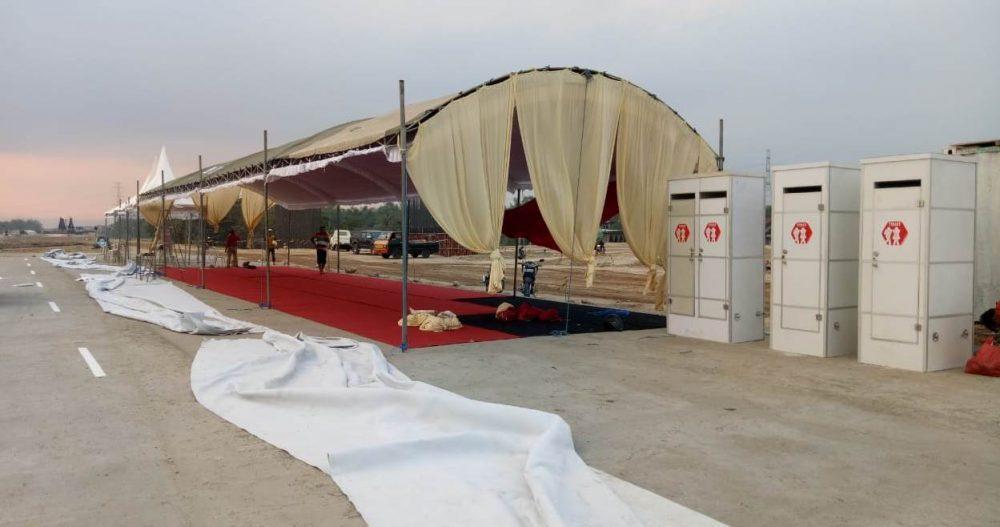 REST AREA - TOL NGANJUK - JAWA TIMUR