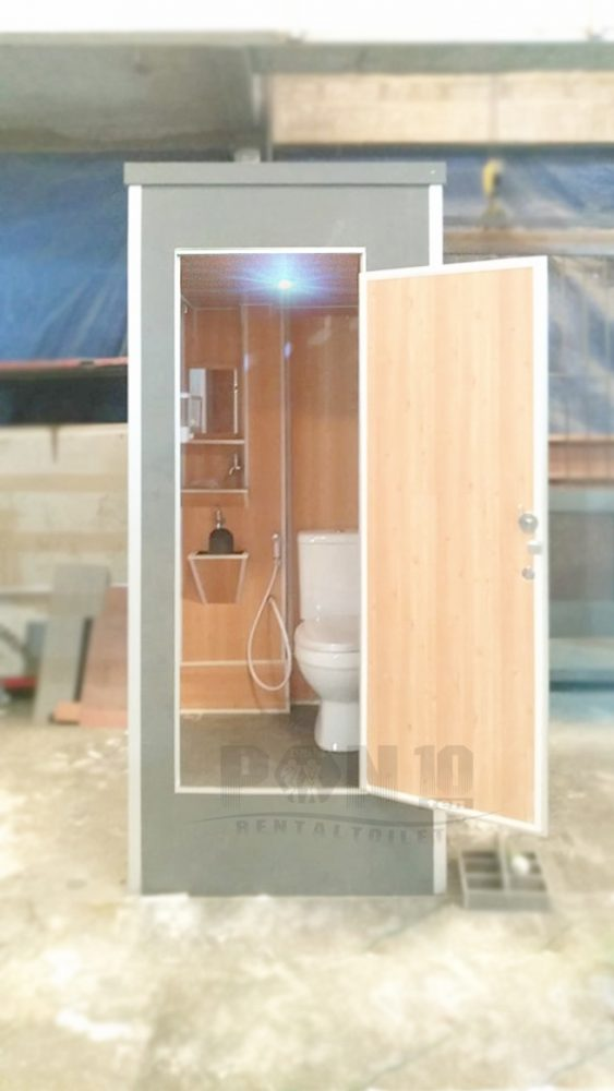Toilet Portable Custom di Kutai Timur