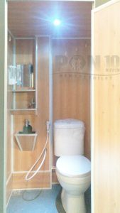 Toilet Portable Custom di Kutai Timur