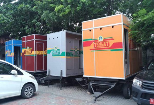 karavan toilet