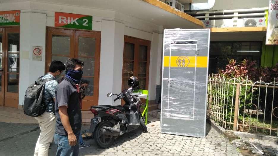 portable toilet surabaya