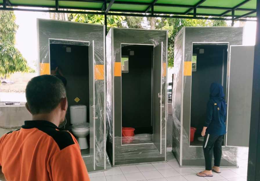 produsen portable toilet